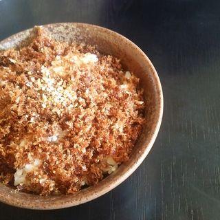 おかか飯(三田製麺所 国分寺並木店 )