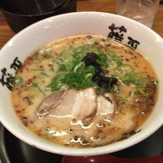 藤平スペシャル(らー麺藤平 下前津店 )