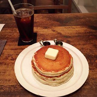 バターミルクパンケーキ(ももちどり)