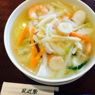 海鮮五目麺(同心居 清瀬店 (トンシンジュ))