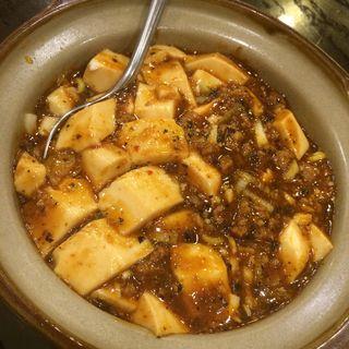 麻婆豆腐(杏花楼 新百合ヶ丘店 (キョウカロウ))