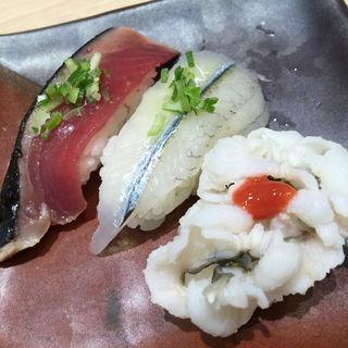 地魚三昧(しおや 寿司店 新梅田食道街 )