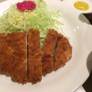 単品の場合(肉の万世 神田駅前店 (ニクノマンセイ))