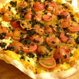 ピザ プレミアムトマト(トラットリア ラ マルゲリータ )
