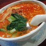 担々麺&チャーハン(小)セット(慶福楼)