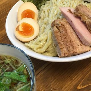 特製つけ麺 塩 300g(くじら食堂 )
