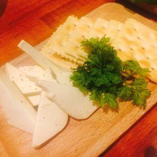 スモークチーズ(克ッ HANARE (カツッ))
