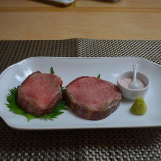 厚切りトロ牛タン焼き(ジェ・イル )