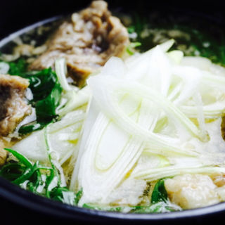 肉スープ(焼肉ダイニング 甲 (キノエ))