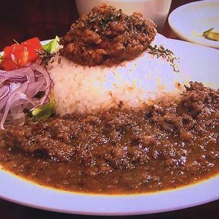 ビーフ&ポークスペシャルカリー(コバチ咖喱 )