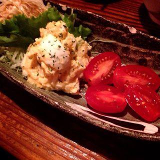 卵サラダ(庭鳥 )