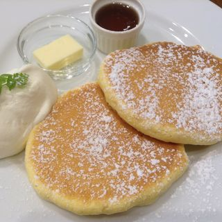 バターミルクパンケーキ(カームガーデン 川西店 (Calm Garden))