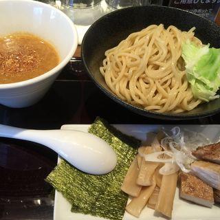 海老つけ麺(海老秀 関内桜通り店 (エビヒデ))