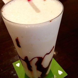 バナナジュース(ファイヤーキング カフェ (Fireking cafe))