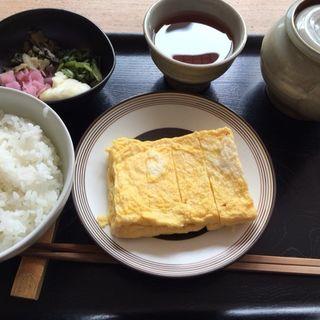 お茶漬けをどうぞ(日本茶カフェ一日 (ひとひ))