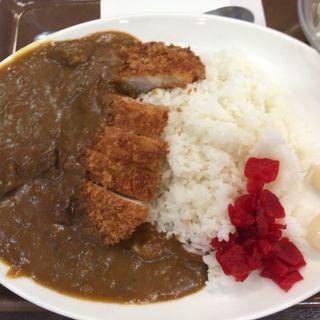 カツカレー(神戸6番館 )