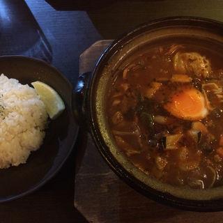 ラムひき肉きのこカリー(ばぐばぐ 原宿店 )