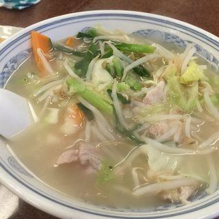タンメン(三ちゃん食堂 (さんちゃんしょくどう))
