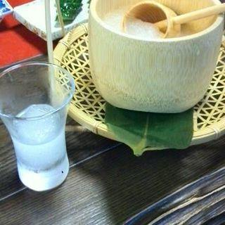 みぞれ酒(かおりひめ )