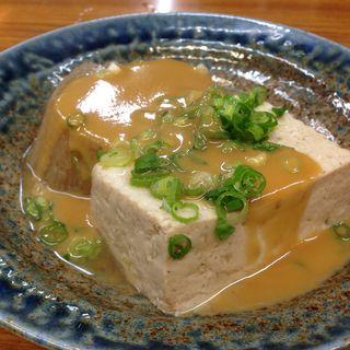 おでん(豆腐)(高田屋旭店一色屋 )