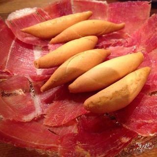 ハモンセラーノ(スペインバル sidra (シドラ))