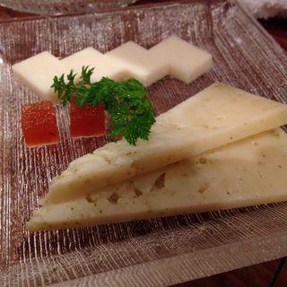 チーズ(スペインバル sidra (シドラ))
