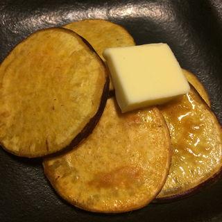 さつまいもバター(居酒屋 凡蔵 (ぼんくら))