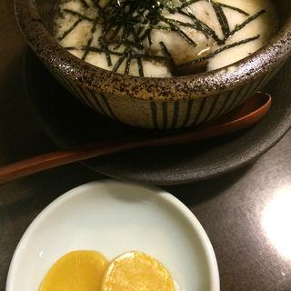 焼きおに茶漬け(居酒屋 凡蔵 (ぼんくら))