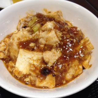 ミニ麻婆豆腐(桃苑 )