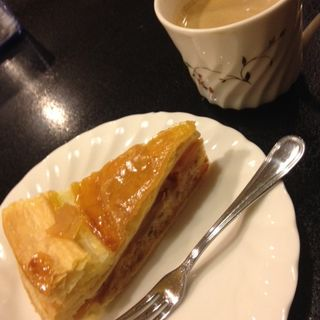 アップルパイ(カフェレストランすいごう)