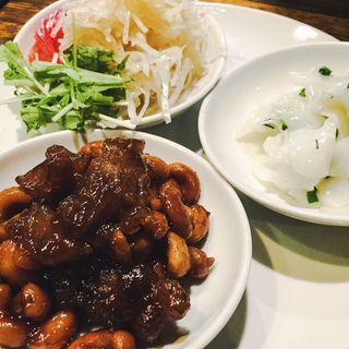 前菜3種盛り(シャンウェイ )