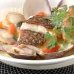 三浦産直の鮮魚のブイヤベース