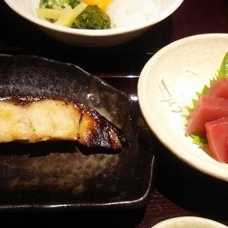 魚の定食(六蔵 新宿東口店 )