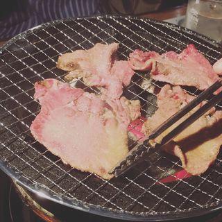 塩タン(七輪 池田店 (SHICHIRIN))