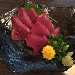 鰹刺身(酒菜や )