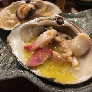 北寄貝のバター焼き(ごったがえし 大阪千日前店 (【旧店名】四八))