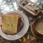 シフォンケーキ(KANO ボク (カノボク))