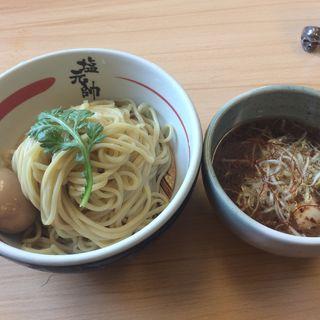 塩つけ麺(塩元帥 豊岡店 (シオゲンスイ))