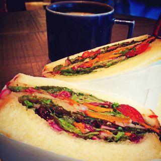 サンドイッチ(FabCafe)
