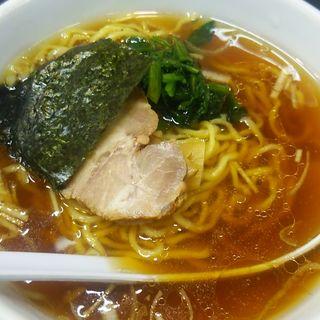 ミニラーメン(醤油)(南京亭 相模原橋本店 )
