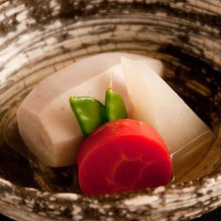 里芋の煮つけ(花楽 )