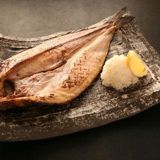 ほっけの塩焼き(海鮮ウタリ)