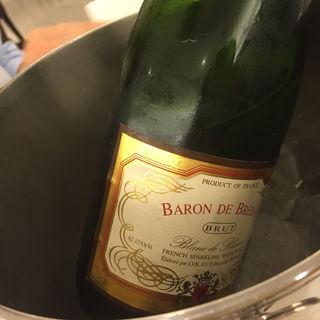 スパークリングワイン(ガルニエ)