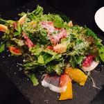 生ハムとペコリーノのサラダ(FORNO39 (【旧店名】forno))