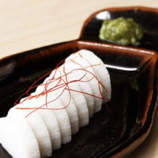 山芋わさび漬け(さつま鶏丸 )