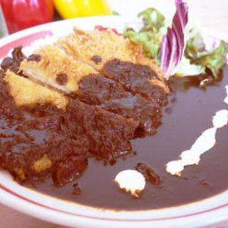 ブラックカレー(さつま鶏丸 )