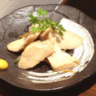 鶏むね肉の和風ハム(すいば 四条河原町店 )
