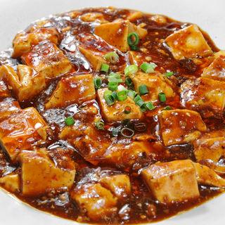麻婆豆腐(宗家餃子 中目黒 (【旧店名】 江南漁郷))