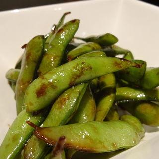 枝豆の醤油炒め(Ziru (ジル ))