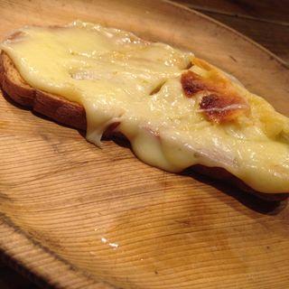 ラクレットチーズ(北海道シントク町 塚田農場 京王フレンテ新宿三丁目店 )